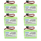 Kastar NiMH Battery Replace for Uniden TRU-9280 TRU-9280-2 TRU-9280-3 TRU-9280-4