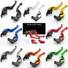 FXCNC Brake Clutch Levers For Yamaha Suzuki Honda Kawasaki KTM DUCATI TRIUMPH $39.52 CAD on eBay