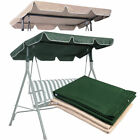 USA Swing Top Cover Canopy Replacement Porch Patio Outdoor 3 Size DY