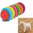 Durable New Rubber Chew Toy Pet Dog Puppy Cat Dental Healthy Teeth Gums Cleaning