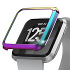 For Fitbit Versa Ringke Bezel Styling Frame Case Cover Stainless Steel Protector