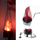 LED Fake Fire Light Simulated Flame Light 3D Campfire Decor Lamp for Party Home
