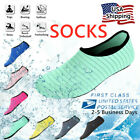 Water Socks Barefoot Skin Shoes Quick-Dry Aqua Beach Water Swim Sports Vacation