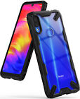 For Xiaomi Redmi Note 7 / 7 Pro | Ringke [FUSION-X] Clear Shockproof Cover Case
