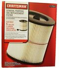 Craftsman 9 17816 OEM Filter Fits Current Craftsman Vacuums 5 Gallons and Above