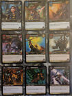 Warcraft TCG Cards Blood of The Gladiators Select Your Card Free Postage