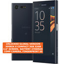 """Sony Xperia X Compact F5321 3/32gb Hexacore 23mp Fingerprint 4.6"""" Android 4g Lte"""