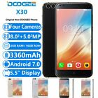 "Doogee X30 5.5"" 2+16gb Mobilephone 720*1280 Hd Smart Phone 3g Android Phone"
