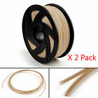 2Pack 3D Printer Filament 1.75mm ABS PLA TPU PETG For Print Pen MakerBot 1KG UN