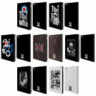OFFICIAL THE WHO BAND ART LEATHER BOOK WALLET CASE FOR APPLE iPAD