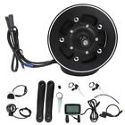 36/48V Electric Bicycle Mid-Drive Motor Conversion Kit Refit E-bike with Display