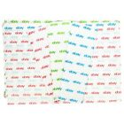 """*Pre-Sale* Red, Green, and Blue eBay-Branded Tissue Paper Multi-Pack 20"""" x 30"""""""