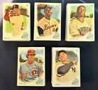 2019 Topps Allen & Ginter Baseball BASE CARDS from 1 to 250 (Pick Your Own)
