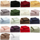 4-Piece Sheet Set-Soft Brushed Microfiber Wrinkle Fade and Stain Resistant image
