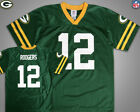 NFL Green Bay Packers #12 Aaron Rogers Infant jersey Youth Sz 0/3M-L(14-16) New