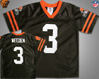 NFL Cleveland Browns #3 Brandan Weeden Football jersey Youth Sz L(12-14) New on eBay