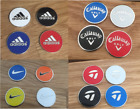 Golf ball marker - Magnetic (36 assorted styles/colours)