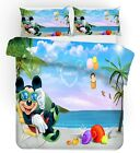 3D Mouse On Holiday Quilt Cover Set Bedding Duvet Cover Double/Queen/King 3pcs 3 image