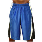 Men Basketball Shorts Mesh Quick Dry Gym Fitness Sport Running with Side Pockets