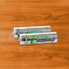 ENERGIZER RECHARGEABLE AA BATTERIES NiMH PLUS POWER 2000mAh STAY CHARGED BATTERY