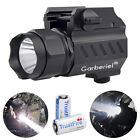 50000LM LED Tactical stund Gun Flashlight 2 Mode Pistol Torch Light with Battery