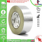 Tickitape X Weave - Ultra Strong Metal Ducting Tape - 1 / 2 / 3 / 4 / 5