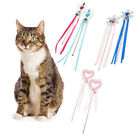 Cat Teaser Wand Toy Interactive Cat And Kitten Toy Wands