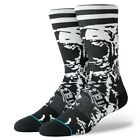 Stance NEW Men's Michael Kagan Some Things Change Socks - Black BNWT