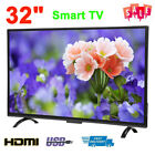 """32"""" Smart HD LED LCD TV HDR Color Screen 3000R Curvature Television Player HDTV"""