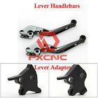 Customized Fold&Extend Levers For Honda CBR 600 F2,F3,F4,F4i  TIGER1200 EXPLORER $32.24 CAD on eBay