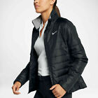 Nike GOLF Repel Water Repellent Insulated Women's Coat JACKET Black Size L