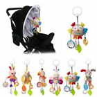 Cartoon Baby Toys Bed Stroller baby mobile Hanging Rattles Newborn Plush Toy