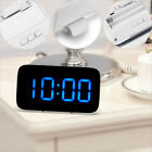 USB Or Battery Digital Alarm Clock with LCD Display Backlight Alarm Snooze Clock