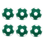 6pcs Tabletop Foosball Family Table Football Soccer Ball Game Accessories