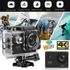 4K Wifi Sports Action Camera Cam Waterproof Ultra HD 16MP DV Video Camcorder Lot