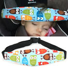 US Child Kids Safety Car Seat Sleep Aid Head Support Belt Eliminates Pressure