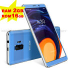 Xgody Android 8.1 Mobile Phone Unlocked Smartphone 2sim 2+ 16gb 4core 5mp 6 Inch