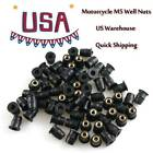Windscreen Windshield Bolts Screw Kit Well Nut For MV AGUSTA Brutale 910 2006-08