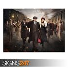 PEAKY BLINDERS POSTER (ZZ067) TV POSTER Photo Poster Print Art * All Sizes