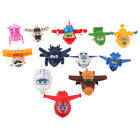 World Map Home Decor 4/8/12Pcs Animation Super Wings Transforming Plane Toy Robot Kids Gift Interactive Home Decorating Sites