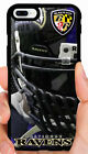 BALTIMORE RAVENS PHONE CASE FOR iPHONE XS MAX XR X 8 7 PLUS 6S PLUS 5C 5S SE 4S $14.88 USD on eBay