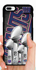 NEW YORK GIANTS NFL PHONE CASE FOR iPHONE XS MAX XR X 8 7 PLUS 6S PLUS 5C 5 SE $16.88 USD on eBay