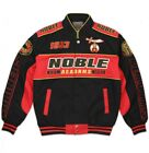 "Shriner Nobles ""Mystic Shrine"" Twill Jacket Black"