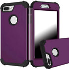 Hybrid Cover Case Glossy Shockproof Samrtphone for iPhone XiPhone 7/8/8 Plus