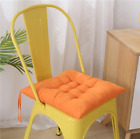 Square Thicker Cushions Chair Seat Pad Dining Bed Room Garden Kitchen
