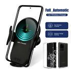 For Samsung Galaxy S20 Ultra 5G Note 10 Plus Slim Case+Car Wireless Fast Charger