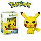 Action Figures FUNKO POP Pokemon Pikachu Bulbasaur Toy Collection IN Box Gift