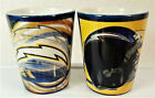 NFL Los Angeles Chargers Game Day Porcelain Shot Glasses - Lot of 2 or 6 (NEW) $9.99 USD on eBay