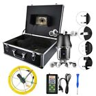 "7"" TFT LCD 360° Rotating  WIFI HD Camera Pipe Inspection Endoscope Waterproof"