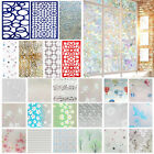 Kyпить PVC 3D Static Cling Cover Frosted Window Glass Film Sticker Privacy Decor US на еВаy.соm